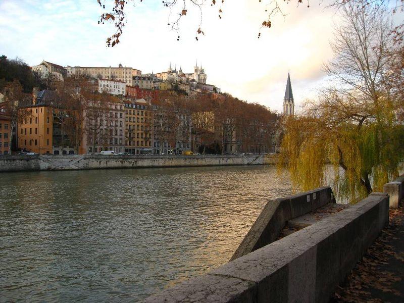 Lyon-saone
