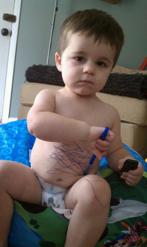 Artistic Child