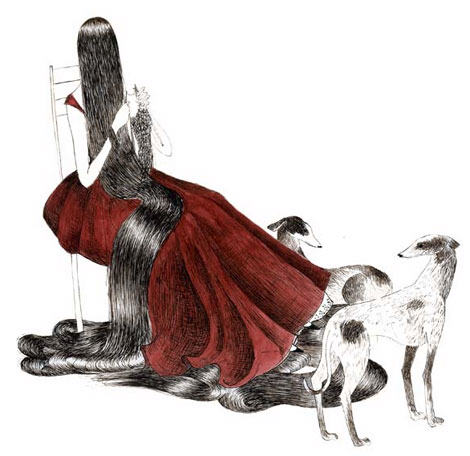 Artist: Julie Morstad