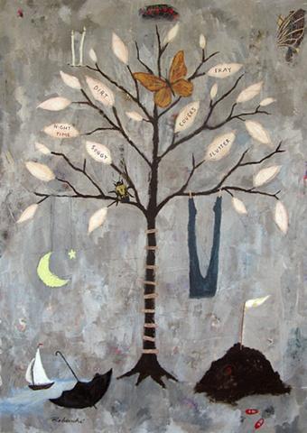 Flutter Tree R. Rebouche