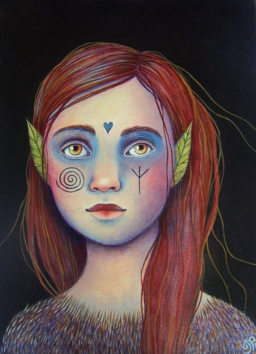 Indigo Child by Isabelle Bryer