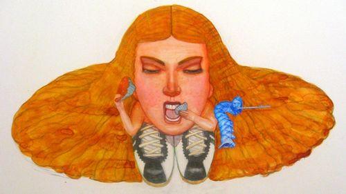Artist: Pat Andrea