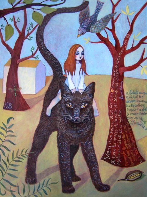 The field cat